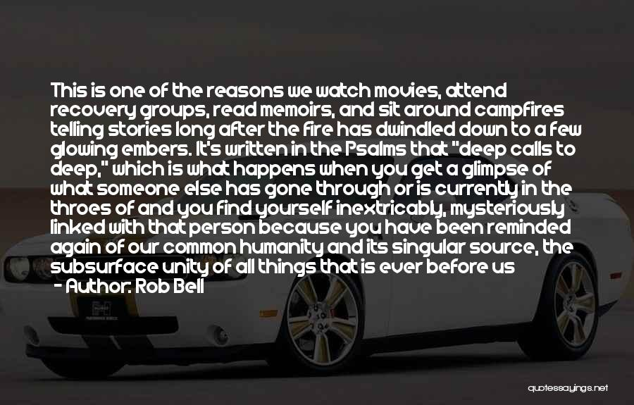 Common Humanity Quotes By Rob Bell