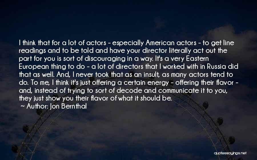 Communicate Well Quotes By Jon Bernthal