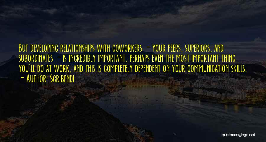 Communication Skills In Business Quotes By Scribendi