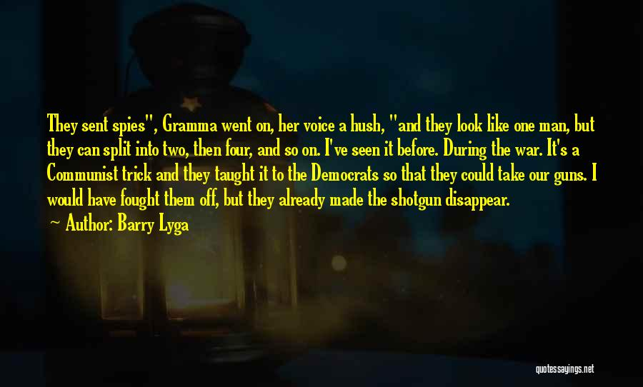 Communist Quotes By Barry Lyga