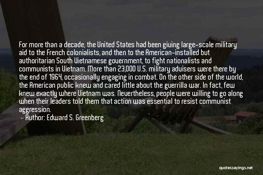 Communist Quotes By Edward S. Greenberg