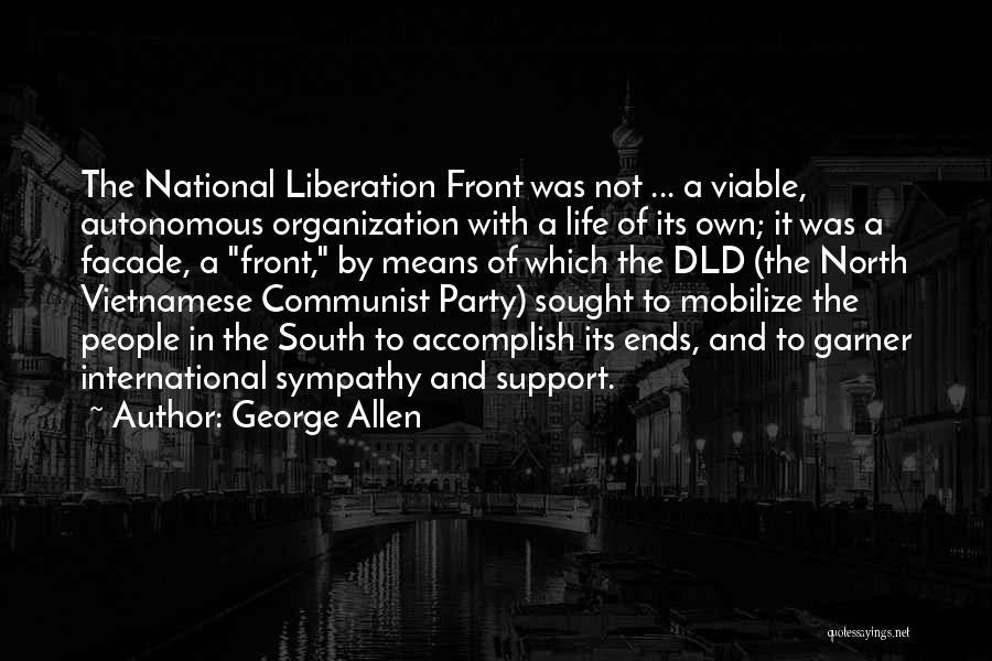 Communist Quotes By George Allen