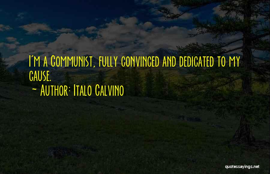 Communist Quotes By Italo Calvino