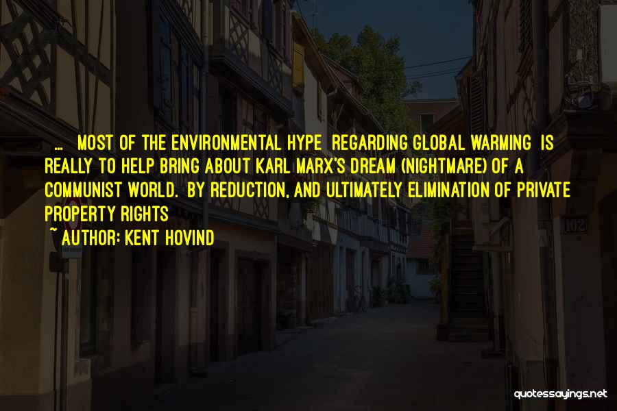Communist Quotes By Kent Hovind
