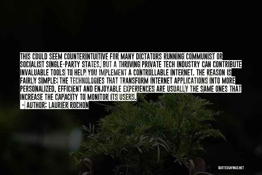 Communist Quotes By Laurier Rochon