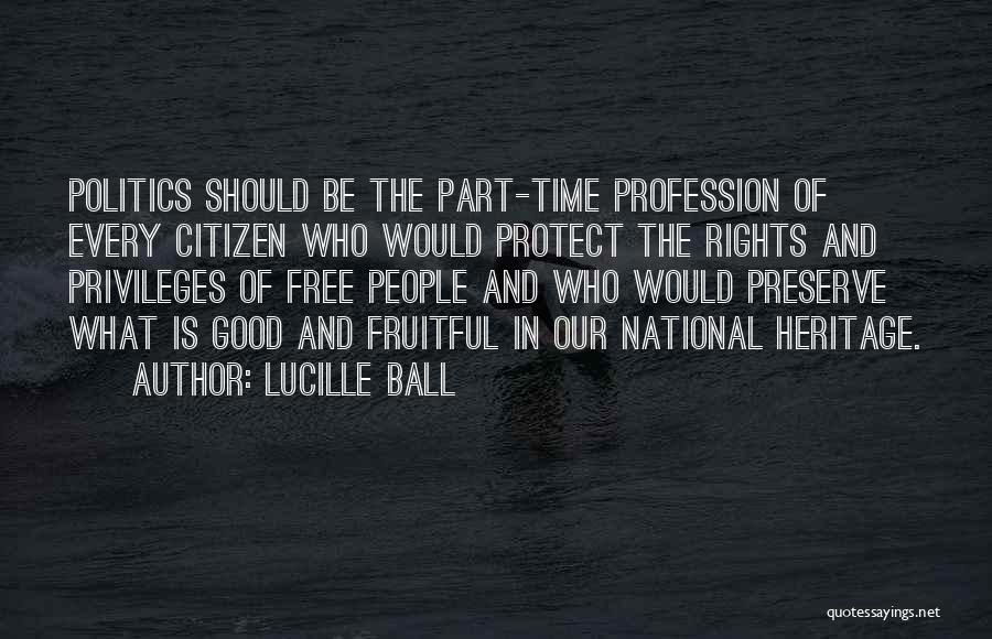 Communist Quotes By Lucille Ball