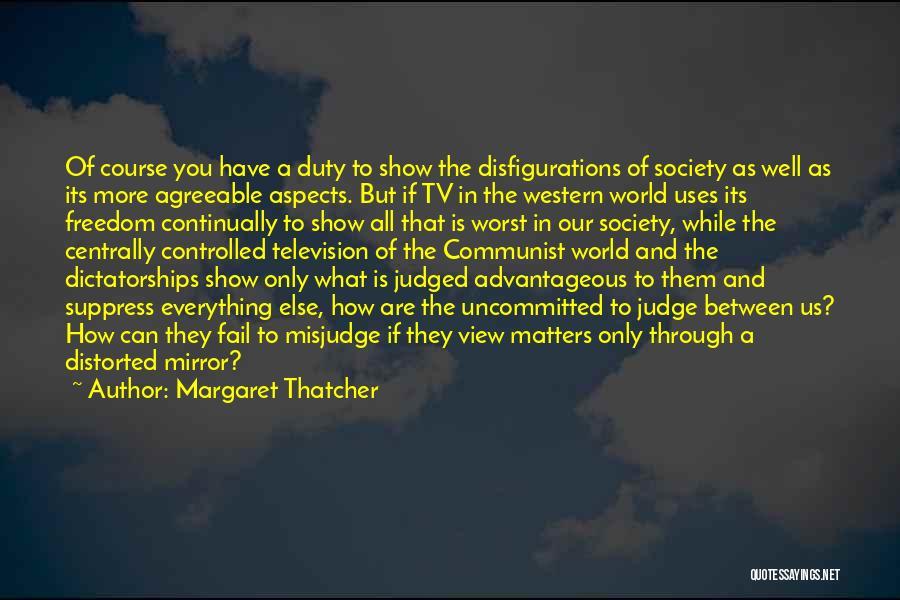 Communist Quotes By Margaret Thatcher