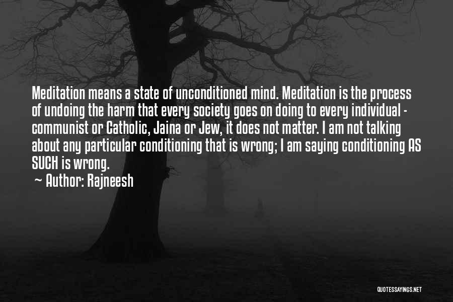 Communist Quotes By Rajneesh