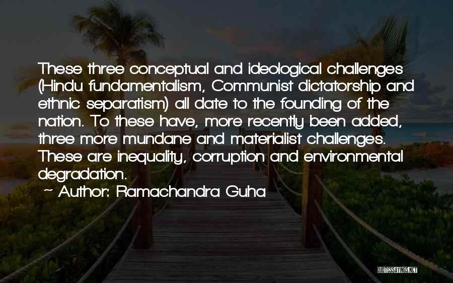 Communist Quotes By Ramachandra Guha