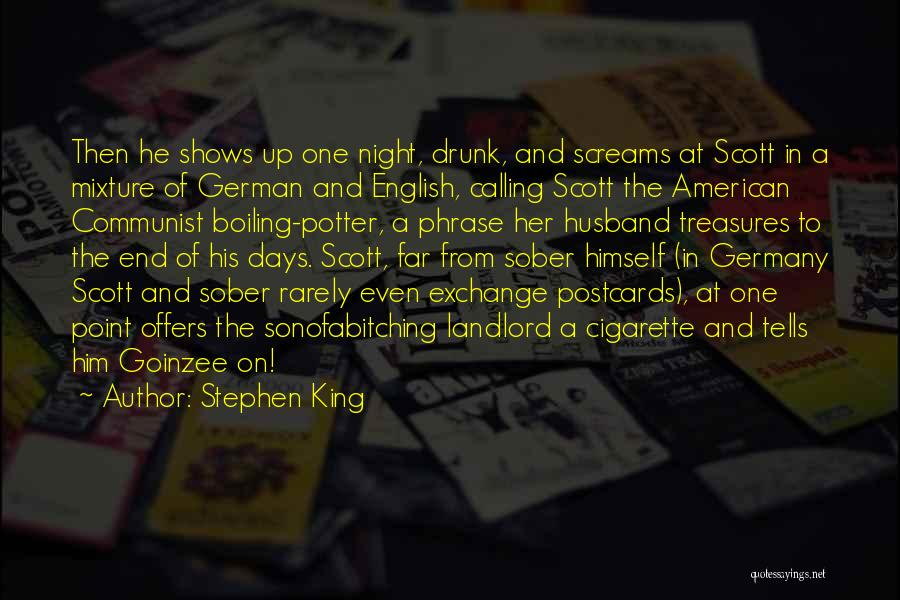 Communist Quotes By Stephen King