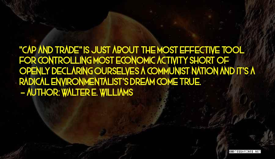 Communist Quotes By Walter E. Williams