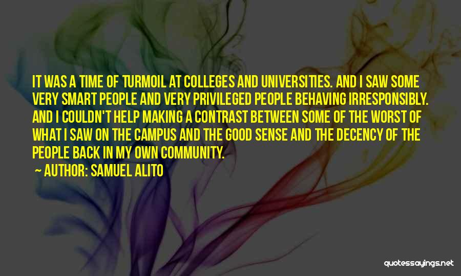 Community College Quotes By Samuel Alito