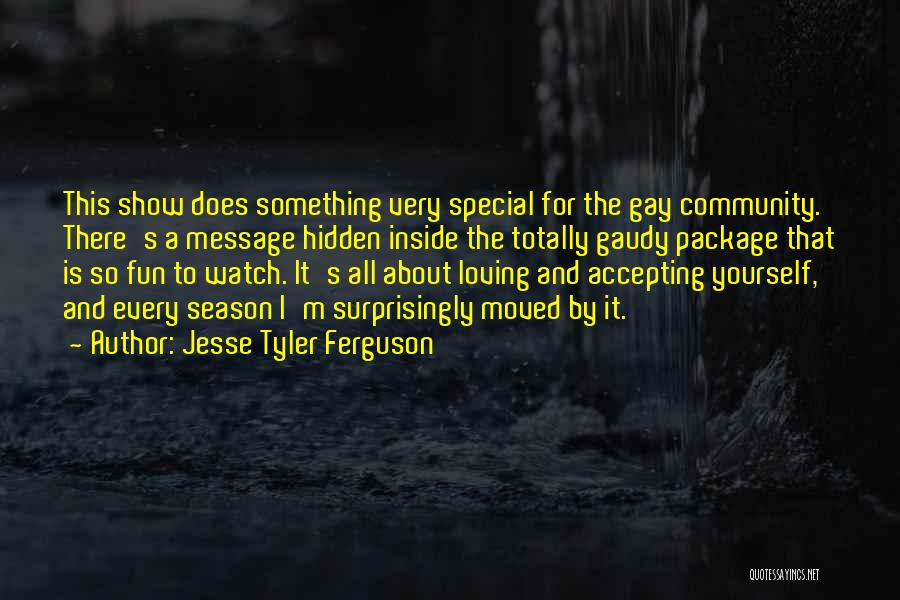 Community The Show Quotes By Jesse Tyler Ferguson