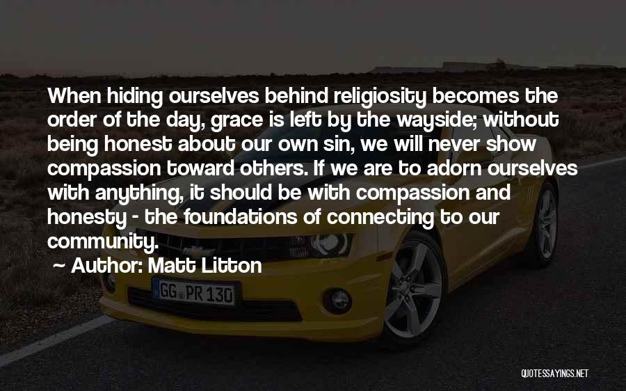 Community The Show Quotes By Matt Litton