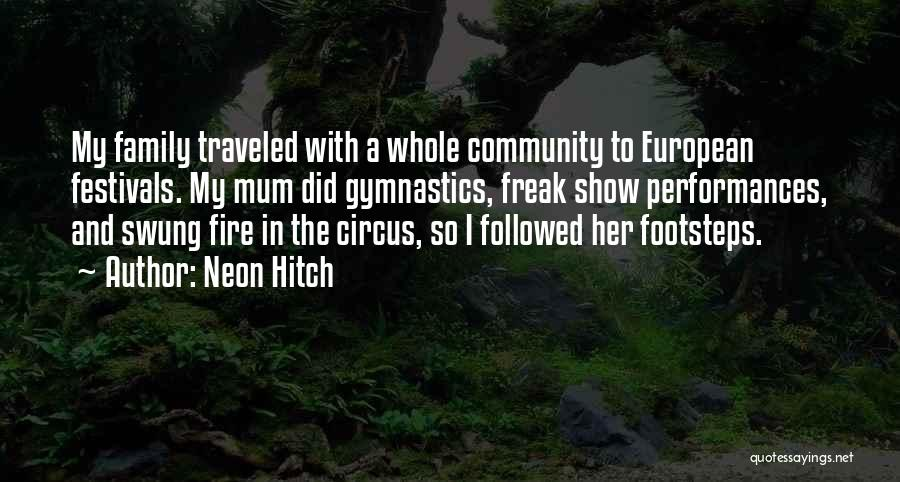 Community The Show Quotes By Neon Hitch
