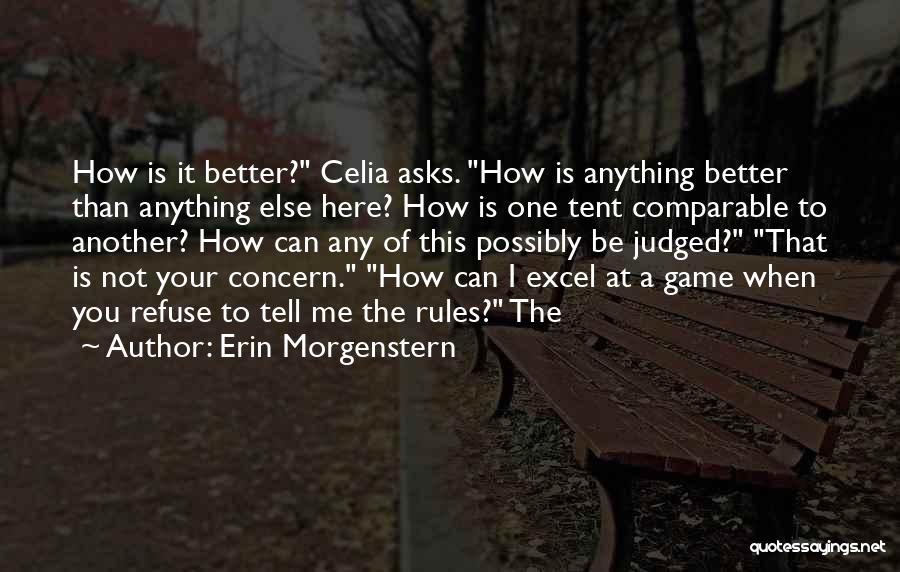 Comparable Quotes By Erin Morgenstern