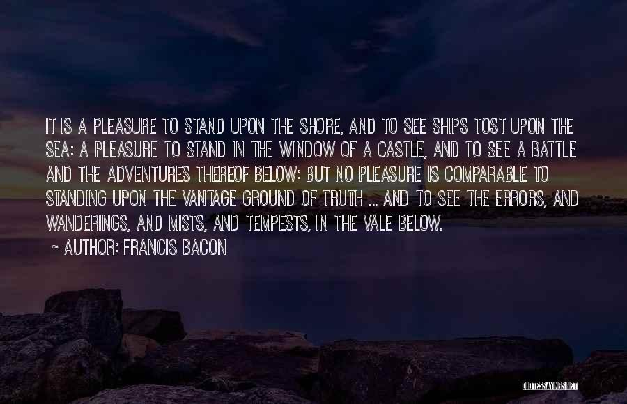 Comparable Quotes By Francis Bacon