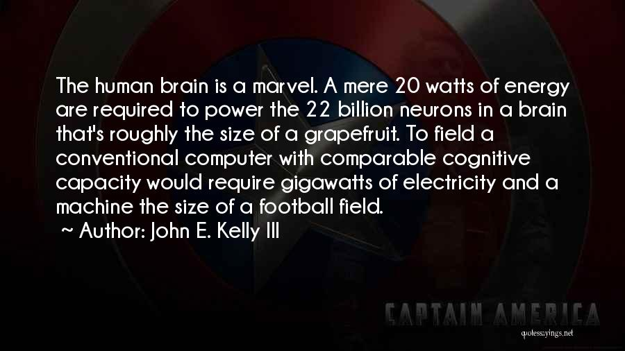Comparable Quotes By John E. Kelly III