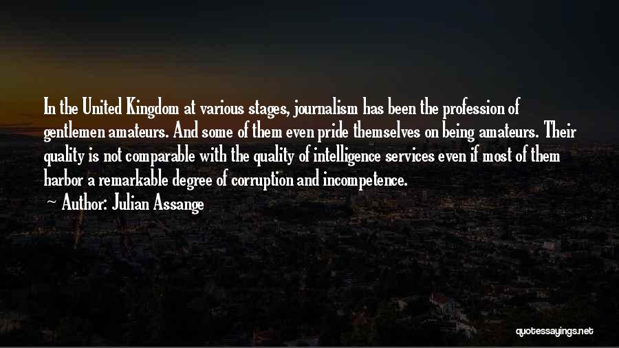 Comparable Quotes By Julian Assange