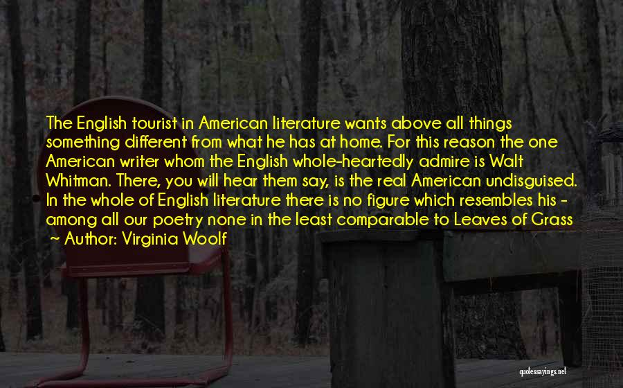 Comparable Quotes By Virginia Woolf