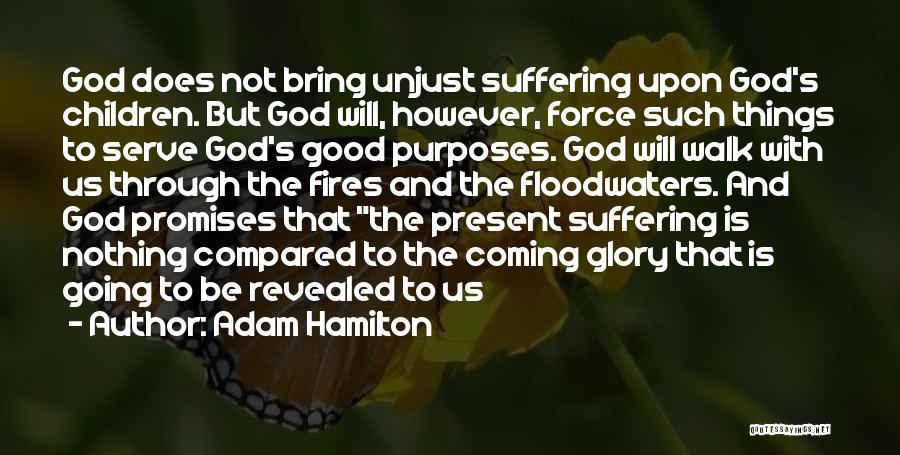 Compared Quotes By Adam Hamilton