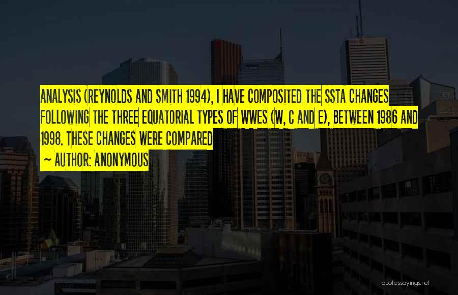 Compared Quotes By Anonymous