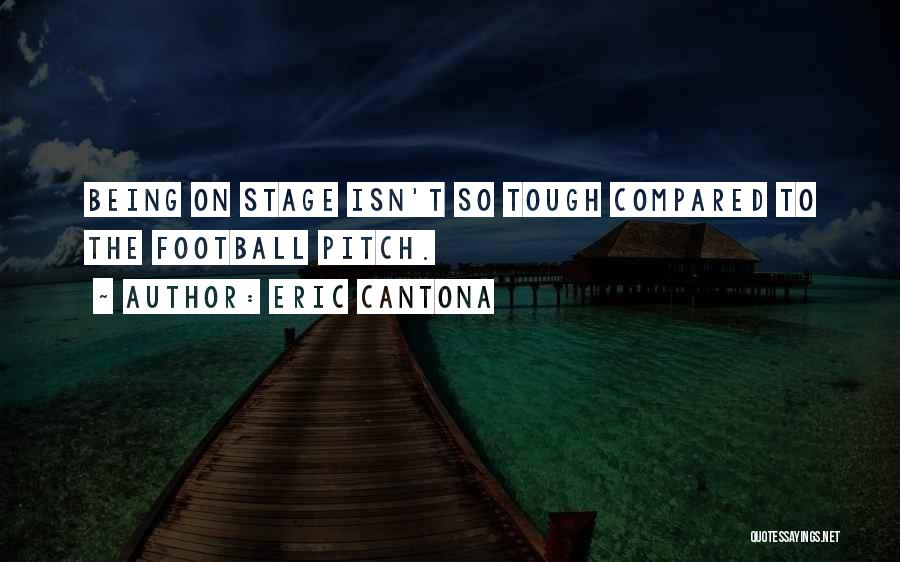 Compared Quotes By Eric Cantona