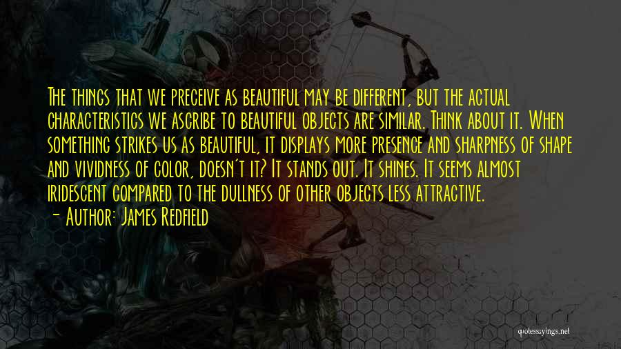 Compared Quotes By James Redfield
