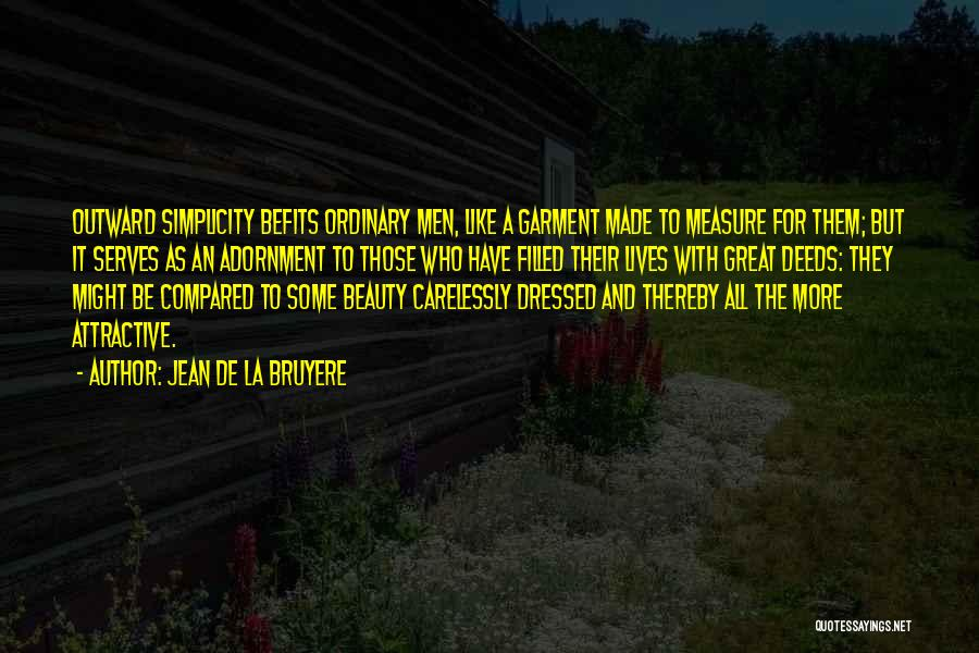 Compared Quotes By Jean De La Bruyere