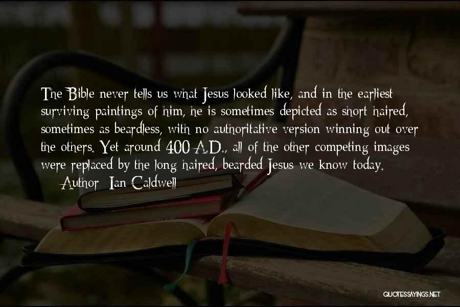 Competing With Others Quotes By Ian Caldwell