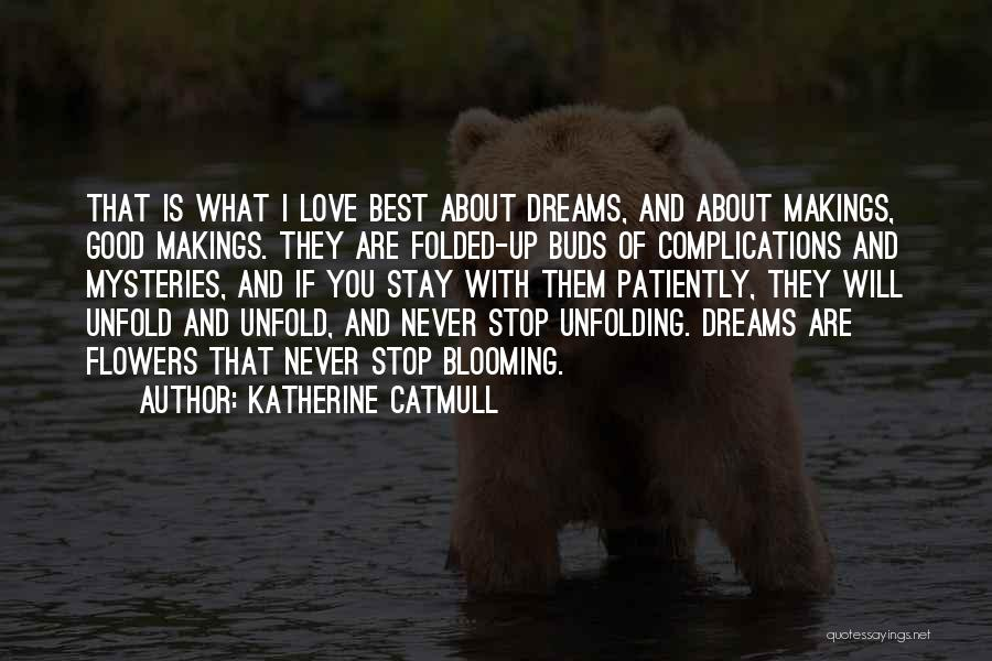 Complications In Love Quotes By Katherine Catmull