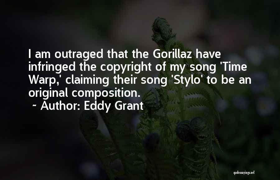 Composition Quotes By Eddy Grant
