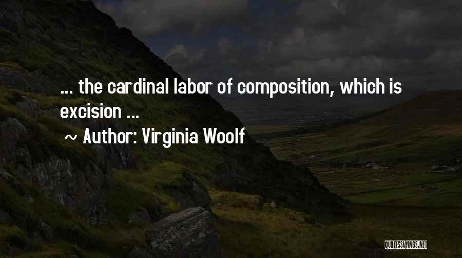 Composition Quotes By Virginia Woolf