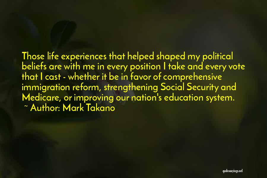 Comprehensive Education Quotes By Mark Takano