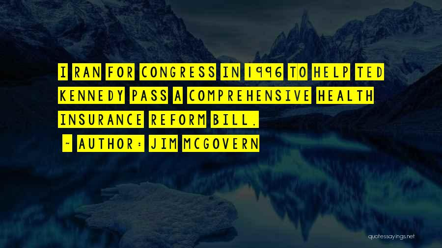 Comprehensive Health Insurance Quotes By Jim McGovern