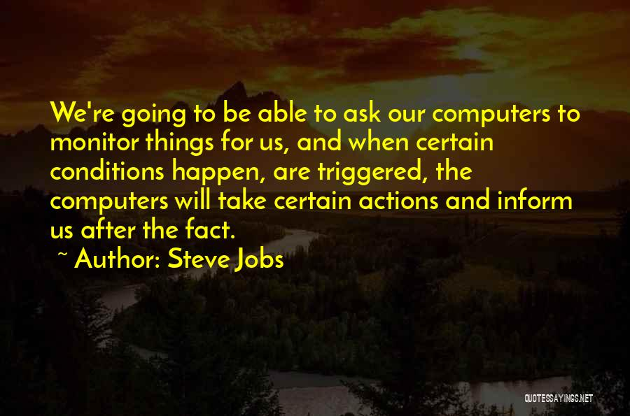 Computers By Steve Jobs Quotes By Steve Jobs