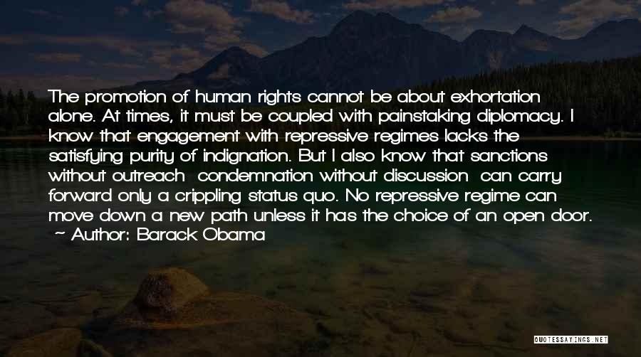 Condemnation Quotes By Barack Obama