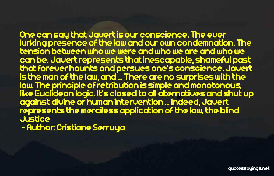 Condemnation Quotes By Cristiane Serruya