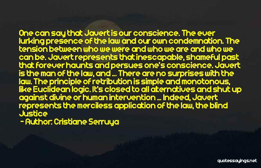 Condemnation Quotes By Cristiane Serruya