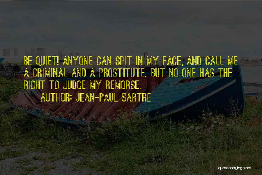 Condemnation Quotes By Jean-Paul Sartre
