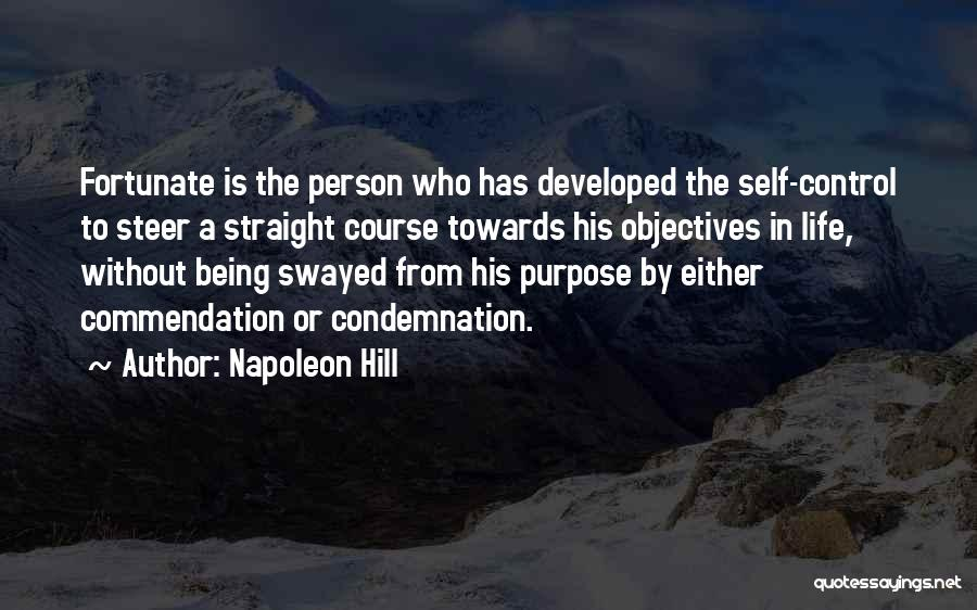 Condemnation Quotes By Napoleon Hill