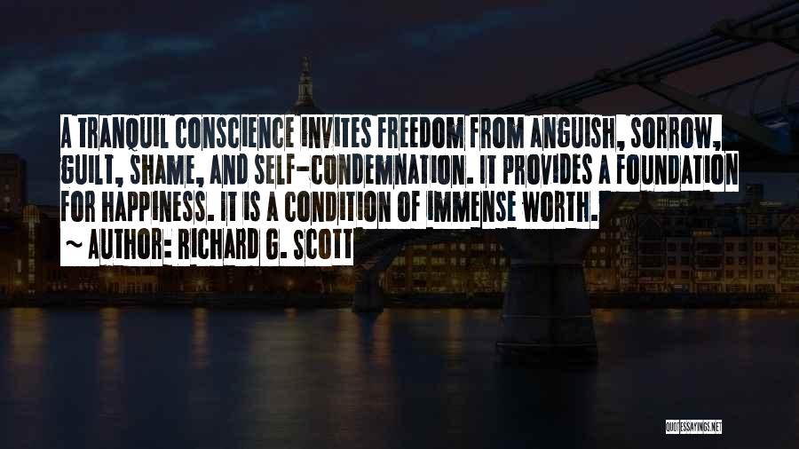 Condemnation Quotes By Richard G. Scott