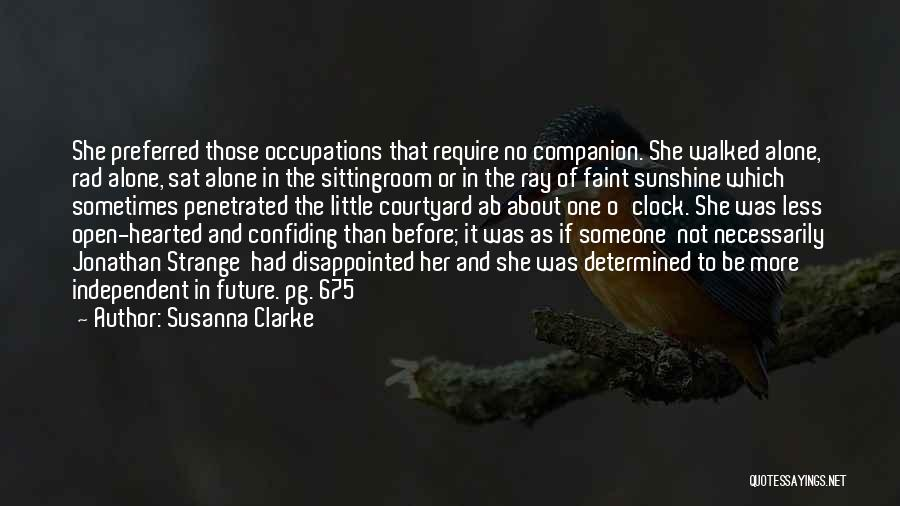 Confiding In Others Quotes By Susanna Clarke