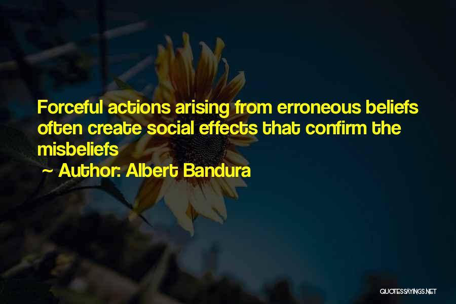 Confirm Quotes By Albert Bandura