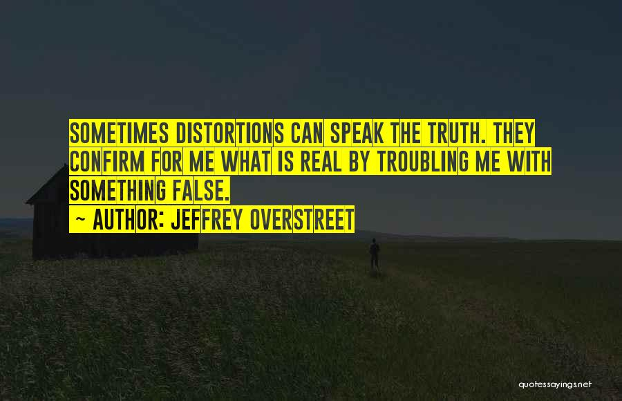 Confirm Quotes By Jeffrey Overstreet