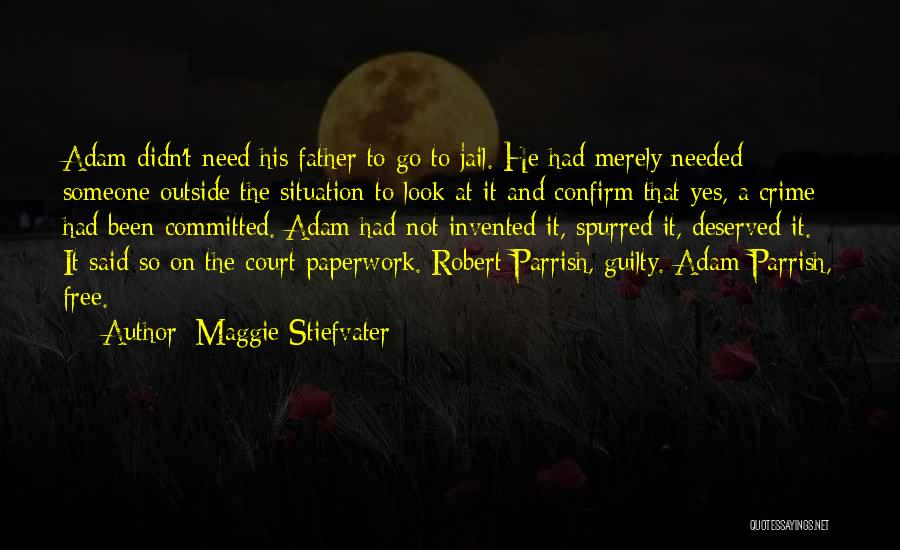 Confirm Quotes By Maggie Stiefvater