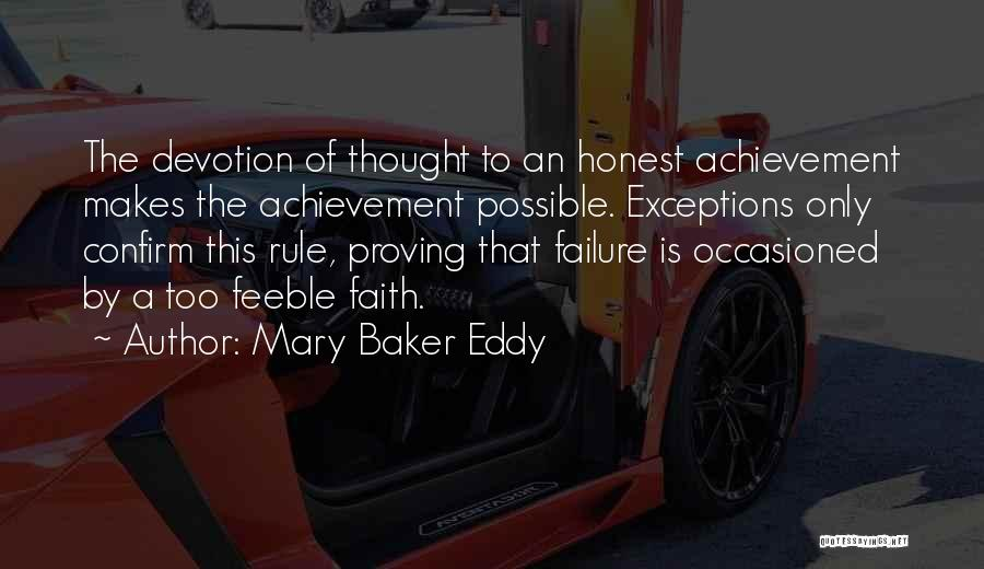 Confirm Quotes By Mary Baker Eddy