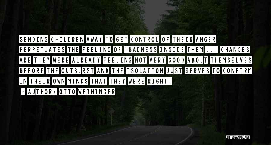 Confirm Quotes By Otto Weininger