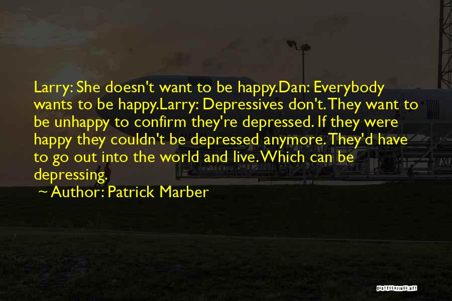 Confirm Quotes By Patrick Marber