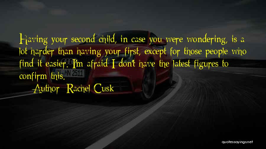 Confirm Quotes By Rachel Cusk